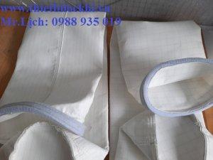 Túi lọc bụi PE500 sản phẩm lọc bụi đang được sử dụng trong nhiều ngành công nghiệp