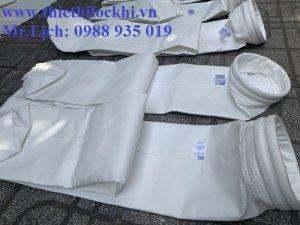 Đặc điểm thiết kế của túi lọc bụi PE 500