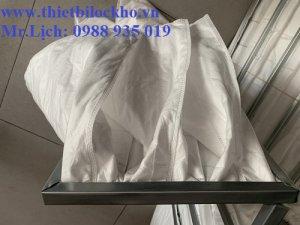 Túi lọc khí F5 mang tới cho bạn môi trường làm việc sạch bụi