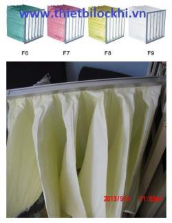 Túi lọc khí cho AHU