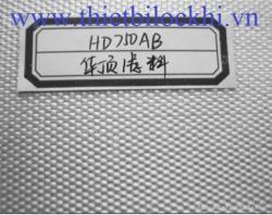 Vải lọc khung bản PP 750AB