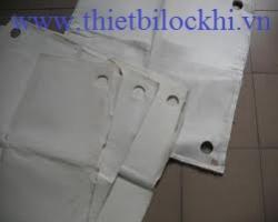 Vải lọc bùn cho máy ép bùn khung bản